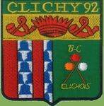 logo billard club clichois