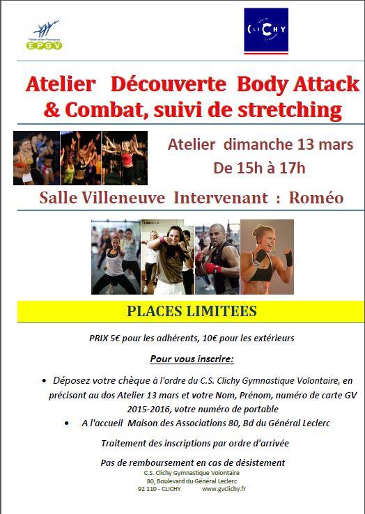 Body Attack Body Combat