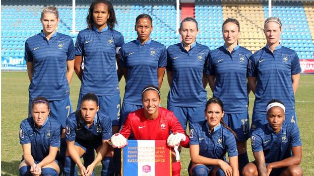 equipe-france-foot-feminine